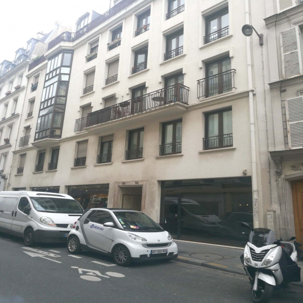 Vente Immobilier Professionnel Local commercial Paris 75017